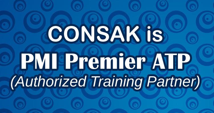 CONSAK is PMI Premier ATP